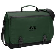 Port Authority Messenger Briefcase - UVU Social Work