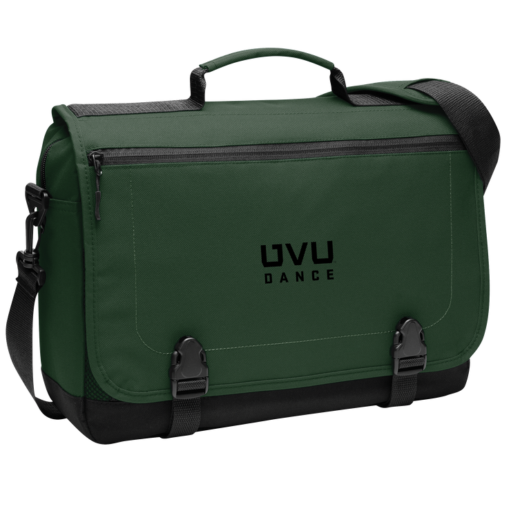 Port Authority Messenger Briefcase - UVU Dance