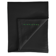 Port & Company Core Fleece Sweatshirt Blanket- UVU 3 Color