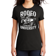District Women's Perfect Tri Tee- UVU Rodeo