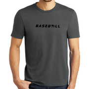 District Perfect Tri Tee - Baseball Head