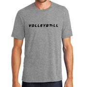 District Perfect Tri Tee - Volleyball Head