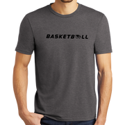 District Perfect Tri Tee - Basketball Head