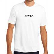District Perfect Tri Tee - Golf Head