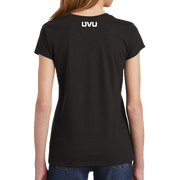 District Girls Very Important Tee - UV Cursive