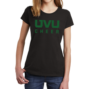 District Girls Very Important Tee - UVU Cheer