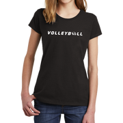 District Girls Very Important Tee - Volleyball Head