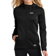 OGIO ENDURANCE Ladies Stealth Full-Zip Jacket- Mono Reflective
