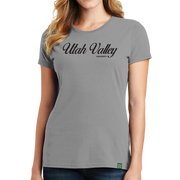 Port & Company Ladies Fan Favorite Tee- UV Cursive