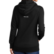 Port & Company ® Ladies Core Fleece Pullover Hooded Sweatshirt - Black Student Union Ally