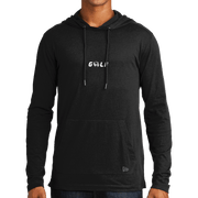 New Era Tri-Blend Performance Pullover Hoodie Tee- Golf Head