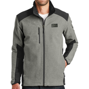 The North Face Tech Stretch Soft Shell Jacket - Pleather Mono Patch