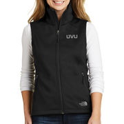 The North Face Ladies Ridgeline Soft Shell Vest - Mono Emb