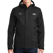 The North Face DryVent Rain Jacket- Pleather Mono Patch