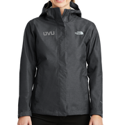 The North Face Ladies DryVent Rain Jacket - Mono Emb