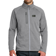 The North Face Canyon Flats Fleece Jacket - Pleather Mono Patch