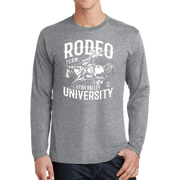 Port & Company Long Sleeve Fan Favorite Tee - UVU Rodeo