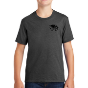 Port & Company Youth Fan Favorite Blend Tee- Mascot Head