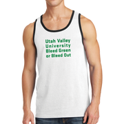 Port & Company Core Cotton Tank Top - Bleed Green