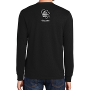 Port & Company® Long Sleeve Core Blend Tee - Black Student Union Ally