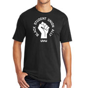 Port & Company® Core Blend Tee - Black Student Union Ally