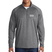 Sport-Tek Sport-Wick Stretch 1/2-Zip Pullover - UVU Cross Country