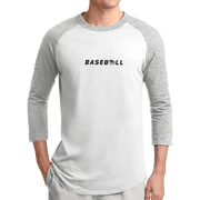 Sport-Tek Colorblock Raglan Jersey- Baseball Head