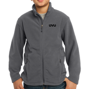 Port Authority Youth Value Fleece Jacket - UVU Mono