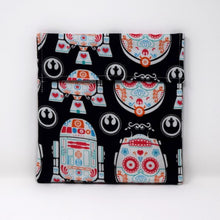 Load image into Gallery viewer, R2D2 Sugar Skulls Snack Bag