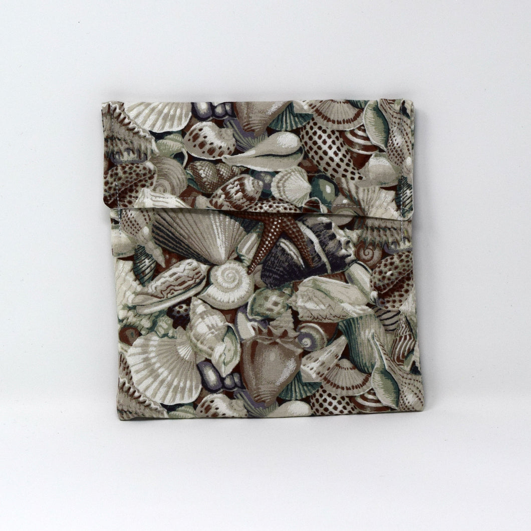 Sea Shells Snack Bag