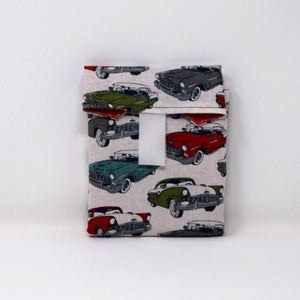 Vintage Cars Sandwich Wrap