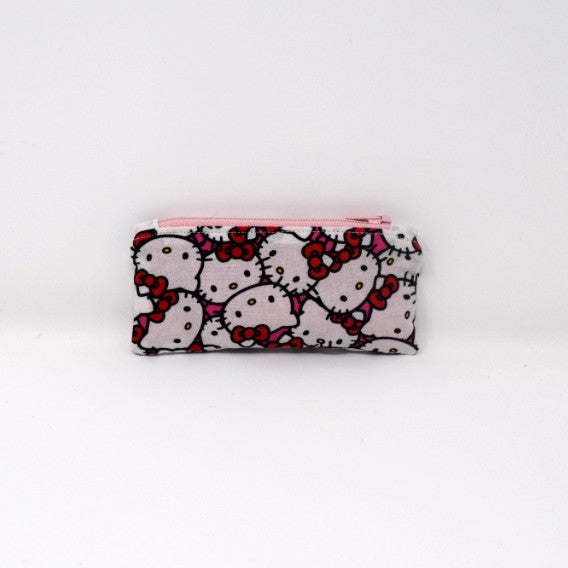 Hello Kitty Zipper Bag (5x2.5)