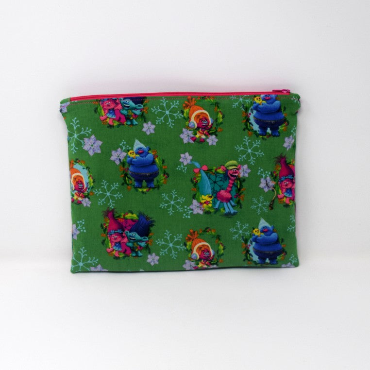 Trolls Zipper Bag (11x8)