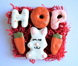 HOP Gourmet Easter Dog Treat Box