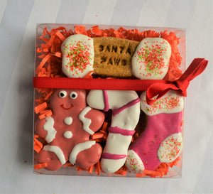 Holiday Favorite Cookie Gift Box