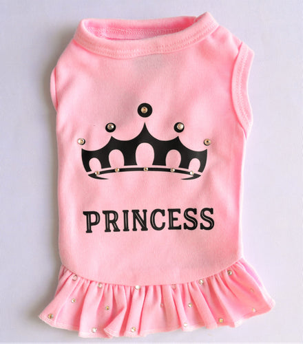 Princess Doggy Dress