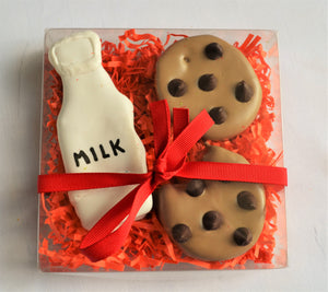 Dante's Cookies N' Milk Cookie Box