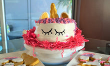 Load image into Gallery viewer, Dante's Magical Unicorn Cake