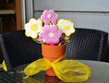 Load image into Gallery viewer, Dante's Flower Pot Bouquet Cookies