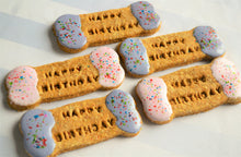 Load image into Gallery viewer, Dante's Birthday Bone Biscuits