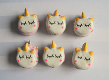 Load image into Gallery viewer, Dante's Unicorn Macaroons