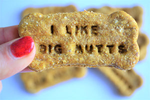 Dante's I Like Big Mutts Bone Biscuits /Novelty Gift /Humorous Gift /Gourmet Dog Treats /Gift for Dog /Healthy Dog Treats /Pet Treats