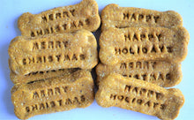 Load image into Gallery viewer, Dante's Holiday Bone Biscuits
