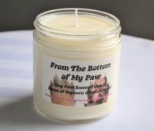 Load image into Gallery viewer, From the Bottom of my Paw 16oz Natural Soy Candle