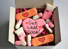 "Load image into Gallery viewer, Dante's ""Get Well Soon"" Cookie Box"