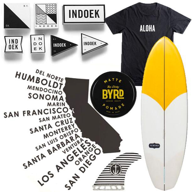 In Good Company: Design-Friendly Surf Accessories
