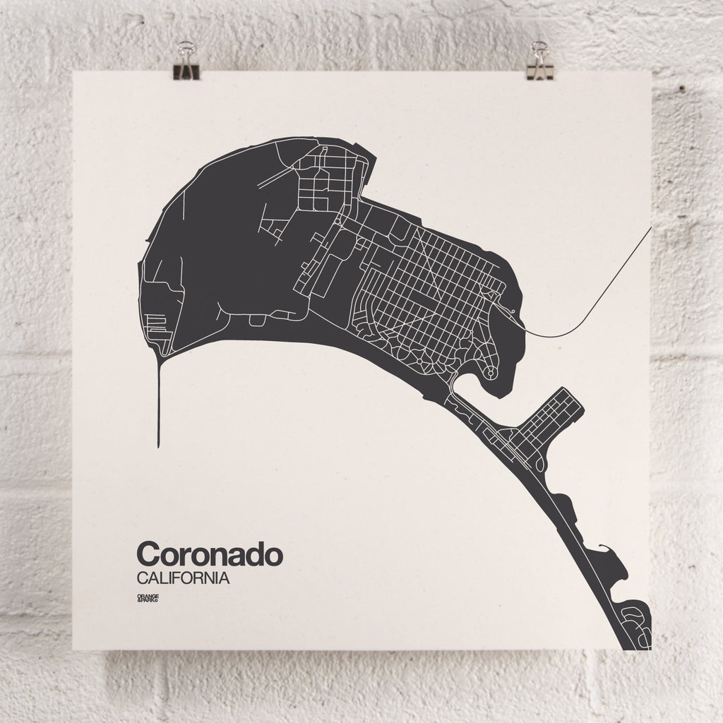 New Coronado Mini Map