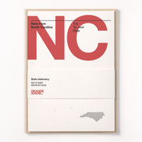 North Carolina Stationery Set