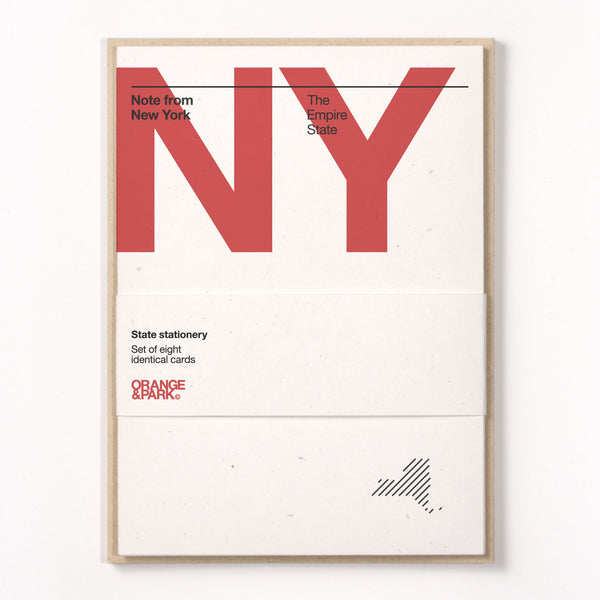 New York Stationery Set