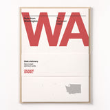 Washington Stationery Set